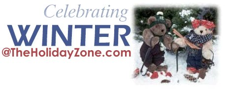 Celebrating Winter at TheHolidayZone.com